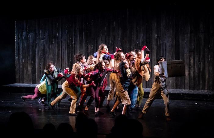 Avant Garde Dance Fagin's Twist
