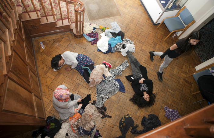 Worlds Apart at Red House Museum