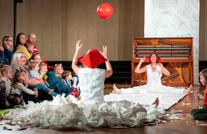Teatr Atofri Mr Satie