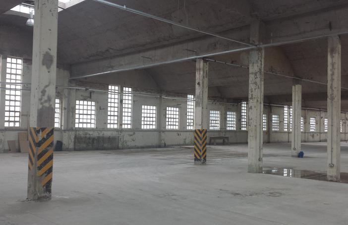 INside Spode Factory
