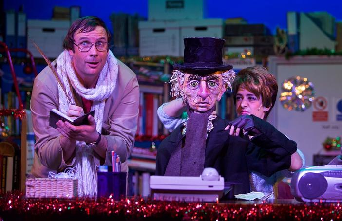 A Christmas Carol - Full House Theatre Christmas show 2015